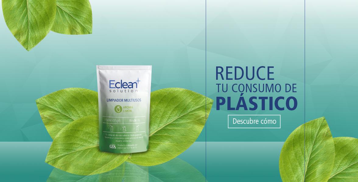 eclean reduce platicos